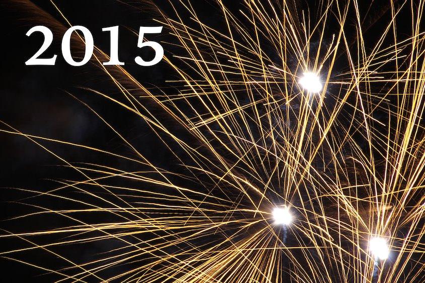 Ein frohes neues Jahr. 2015 fängt gut an! | Bümmersteder Krug