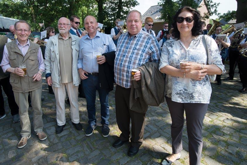 Fokkis Weidenfest 2018 am Bümmersteder Krug