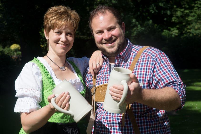 Im Bümmersteder Krug wird erstmals ein Oktoberfest veranstaltet.