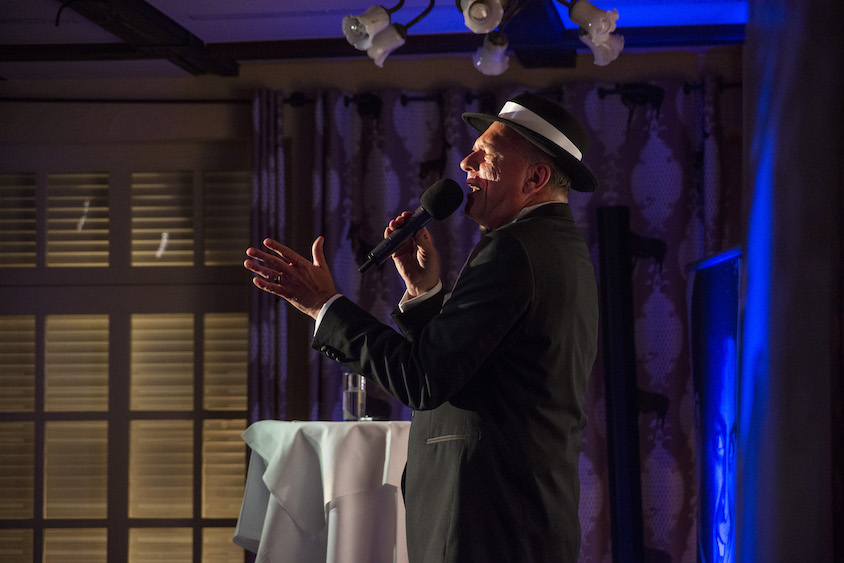 Die Story der Sinatra-Story mit Jens Sörensen im Bümmersteder Krug.