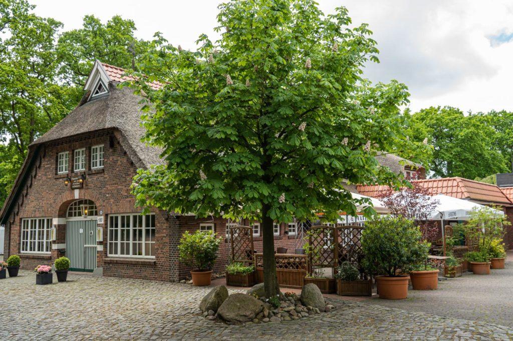 Der Bümmersteder Krug in Oldenburg.