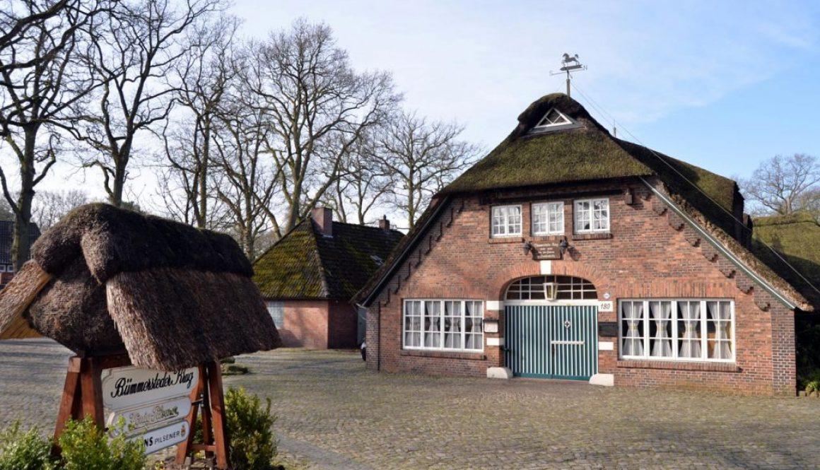 Bümmersteder Krug in Oldenburg.